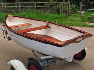 Dinghy for Riverbank Boats